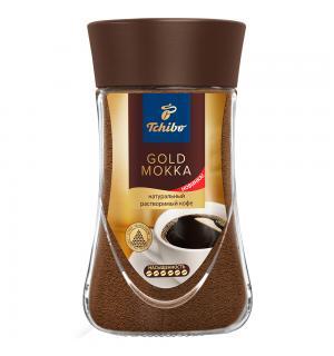 Кофе растворимый Tchibo Gold Mokka 95г
