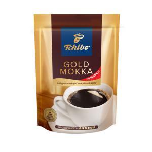 Кофе растворимый Tchibo Gold Mokka 140г