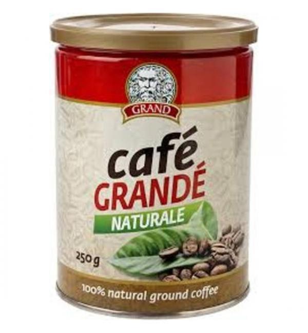 Кофе молотый Café Grande Naturale 250г