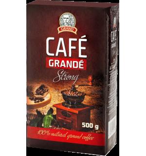 Кофе молотый Café Grande Strong 500г