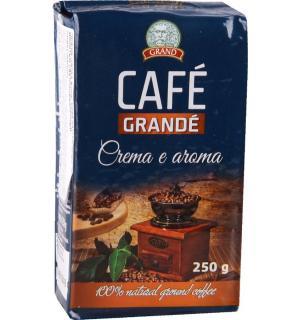Кофе молотый Café Grande Crema E Aroma 500г