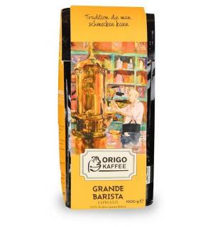Кофе зерновой Origo Kaffee Grande Barista Espresso 1кг