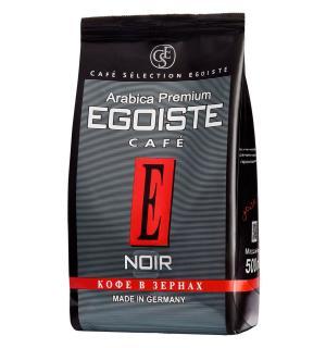 Кофе зерновой Egoiste Noir 500г
