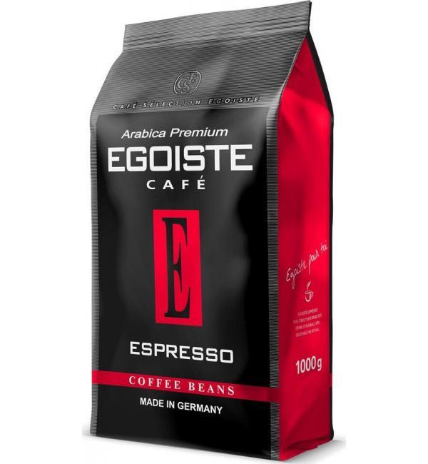 Кофе зерновой Egoiste Espresso 1кг