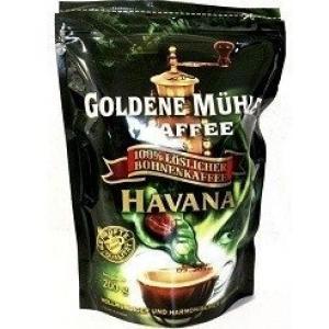 Кофе растворимый Goldene Muhle Kaffee Havana 200г