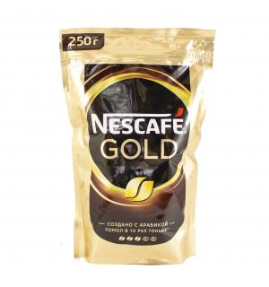 Кофе растворимый Nescafe Gold 220г