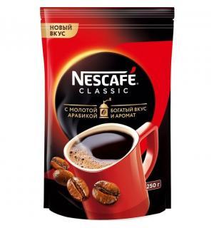 Кофе растворимый Nescafe Classic 250г