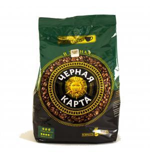 Кофе зерновой Черная Карта Espresso 1кг