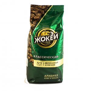 Кофе зерновой Жокей Классический 500г