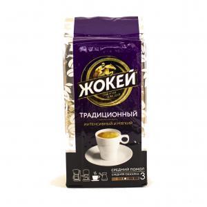 Кофе молотый Жокей Традиционный 250г