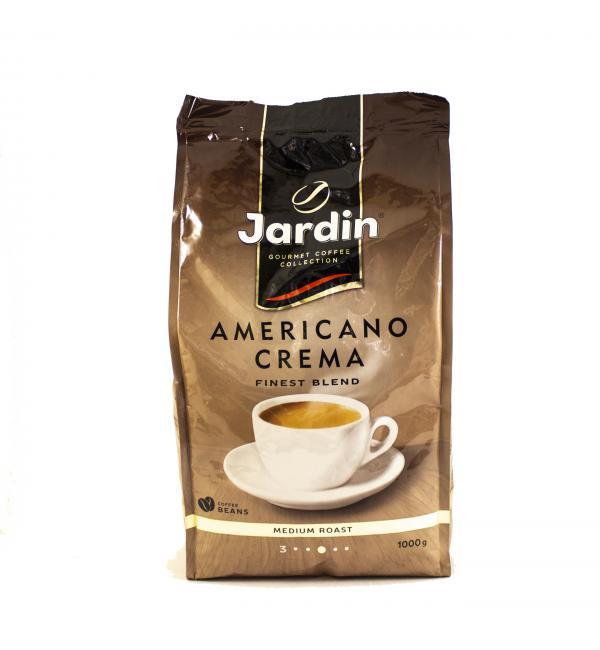 Кофе зерновой Jardin Americano Crema 1кг