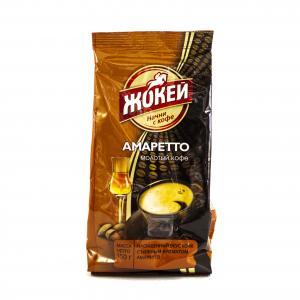 Кофе молотый Жокей Амаретто 150г