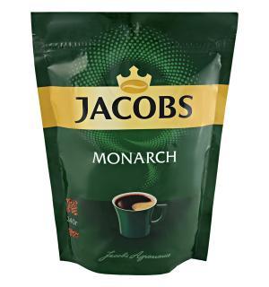 Кофе растворимый Jacobs Monarch 240г