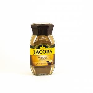 Кофе растворимый Jacobs Velour 95г