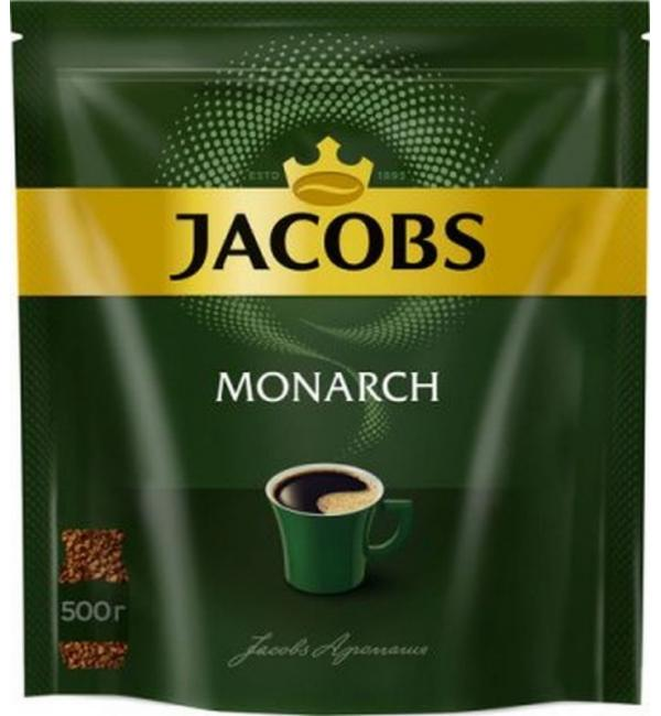 Кофе растворимый Jacobs Monarch 500г