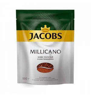 Кофе растворимый Jacobs Millicano 150г