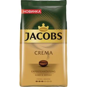 Кофе зерновой Jacobs Crema 1кг