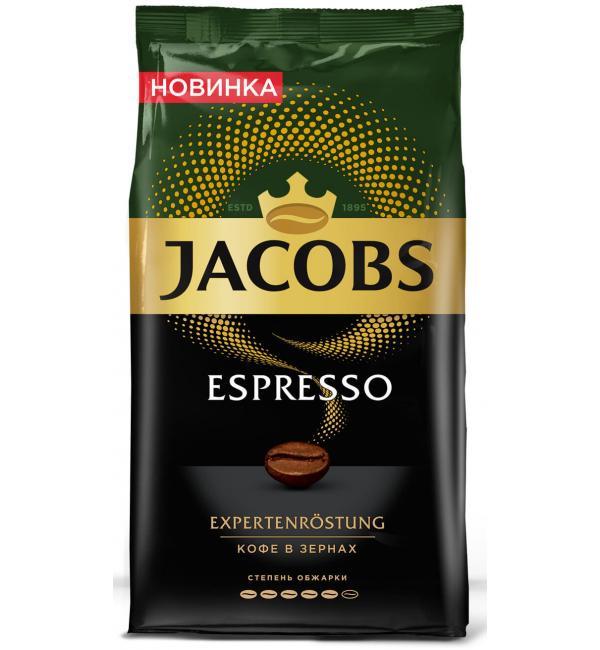 Кофе зерновой Jacobs Espresso 1кг