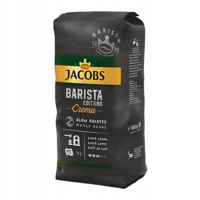 Кофе зерновой Jacobs Barista Crema 1кг