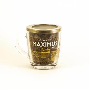 Кофе растворимый Maximus GOLD 70г