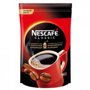Кофе растворимый Nescafe Classic 150г