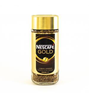Кофе растворимый Nescafe Gold 95г