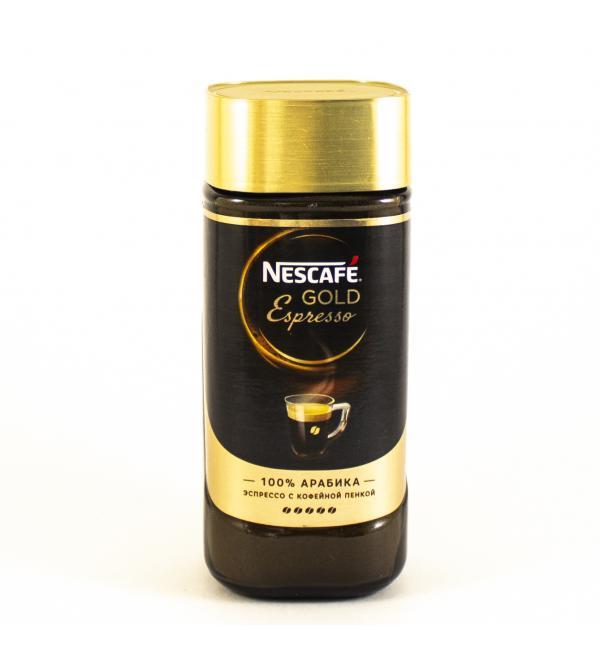 Кофе растворимый Nescafe Gold Espresso 95г