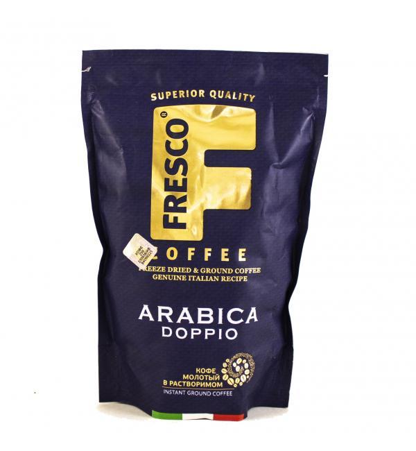 Кофе растворимый Fresco Doppio 190г