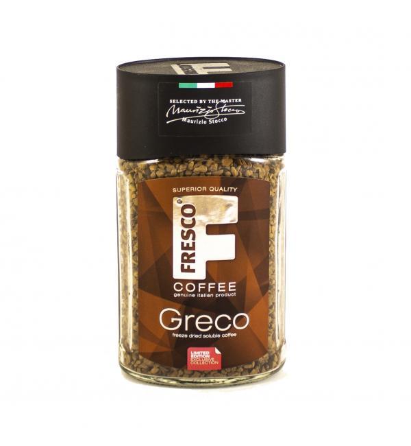 Кофе растворимый Fresco Greco 95г
