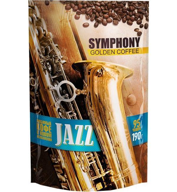 Кофе растворимый Symphony Jazz 190г