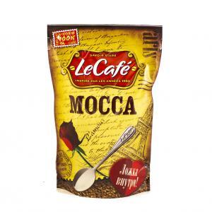 Кофе растворимый Lecafe Mocca 150г