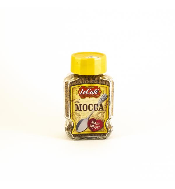 Кофе растворимый Lecafe Mocca 95г