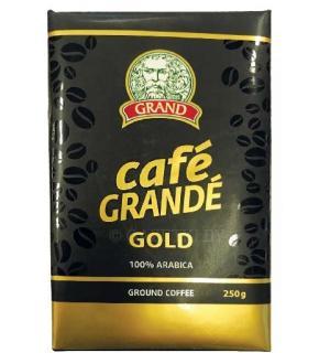 Кофе молотый Café Grande Gold 250г