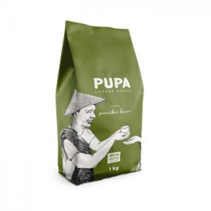 Кофе зерновой PUPA Бразилия 1кг