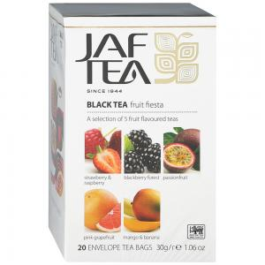 Чай Jaf Tea Fruit Fiesta 30г (24 пак.)