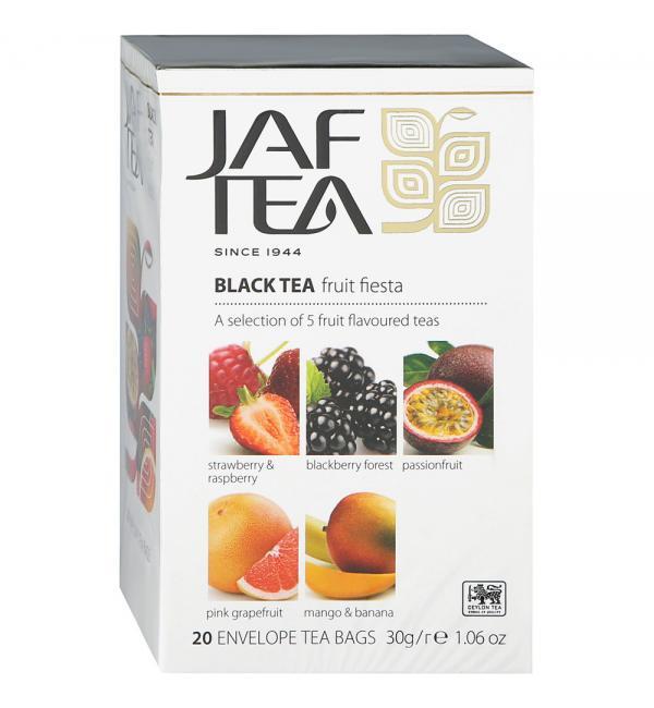 Чай Jaf Tea Fruit Fiesta 30г (24 пак.)