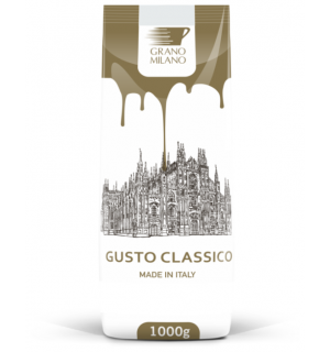 Кофе зерновой Grano Milano Gusto Classico 1кг