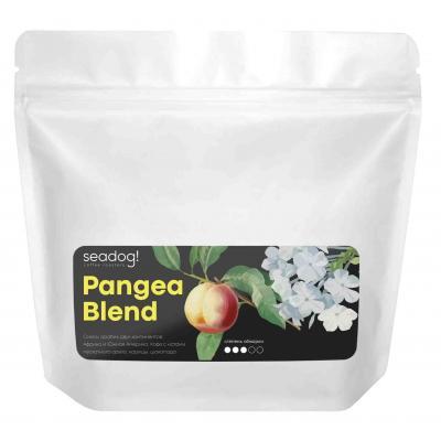 Кофе зерновой SEADOG COFFEE Pangea Blend Medium Roast 250г