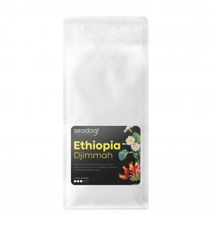 Кофе зерновой SEADOG COFFEE Ehiopia Djimmah 1кг