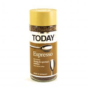 Кофе растворимый Today Espresso 95г