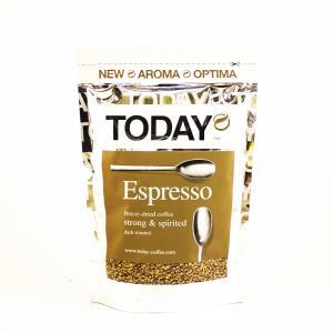 Кофе растворимый Today Espresso 150г