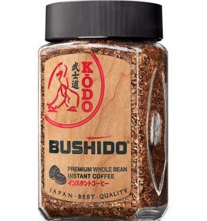 Кофе растворимый Кофе Bushido KODO 95г