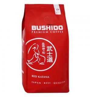 Кофе зерновой Bushido Red Katana 227г