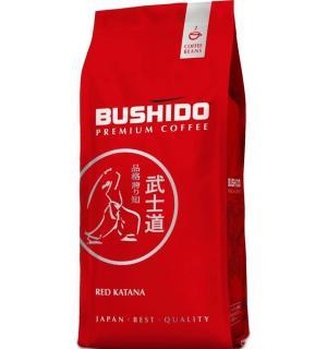Кофе молотый Bushido Red Katana 227г