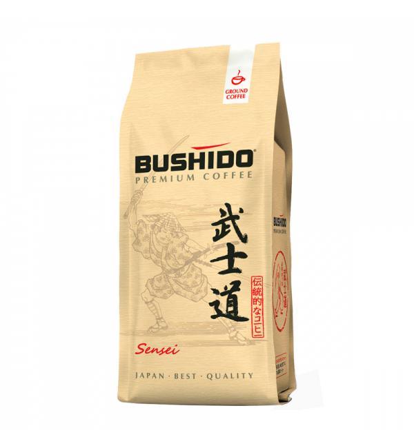 Кофе молотый Bushido Sensei 227г