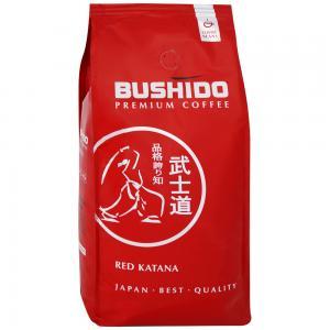 Кофе зерновой Bushido Red Katana 1000г