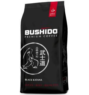 Кофе молотый Bushido Blaсk Katana 227г