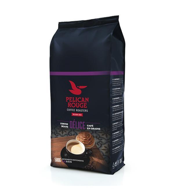 Кофе зерновой Pelican Rouge Delice 500г