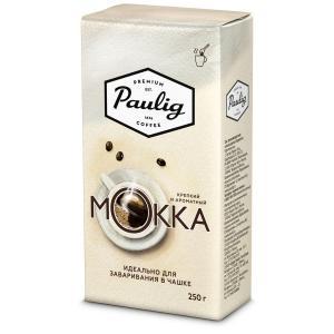 Кофе молотый Paulig Mokka 250г