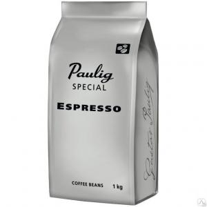 Кофе зерновой Paulig Espresso Special 1кг